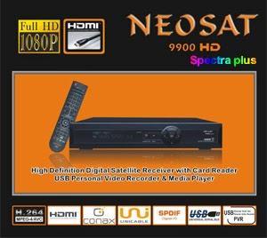 Neosat 9900HD Spectra Plus Software
