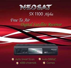Neosat SX 1100 Alpha