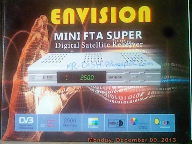 Envision Mini FTA Super
