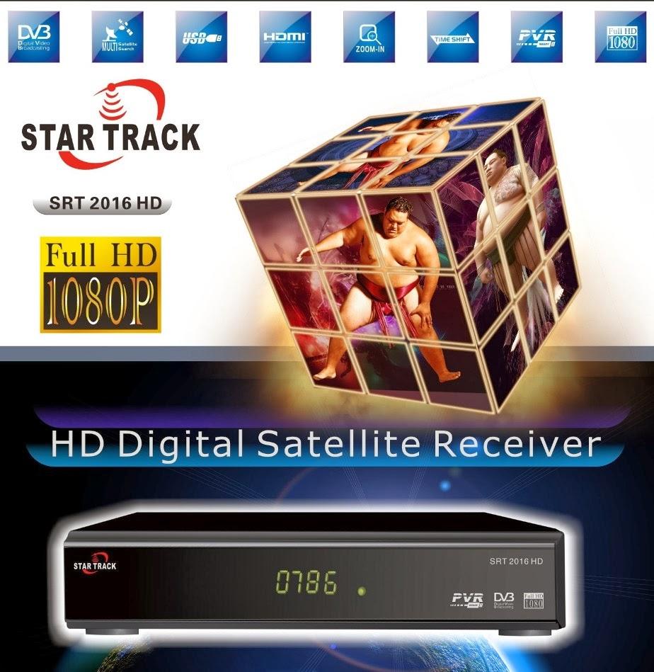 Star Track SRT-2016 HD Satellite Receiver Software
