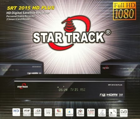 Star Track SRT-2015 HD PLUS Satellite Receiver Software