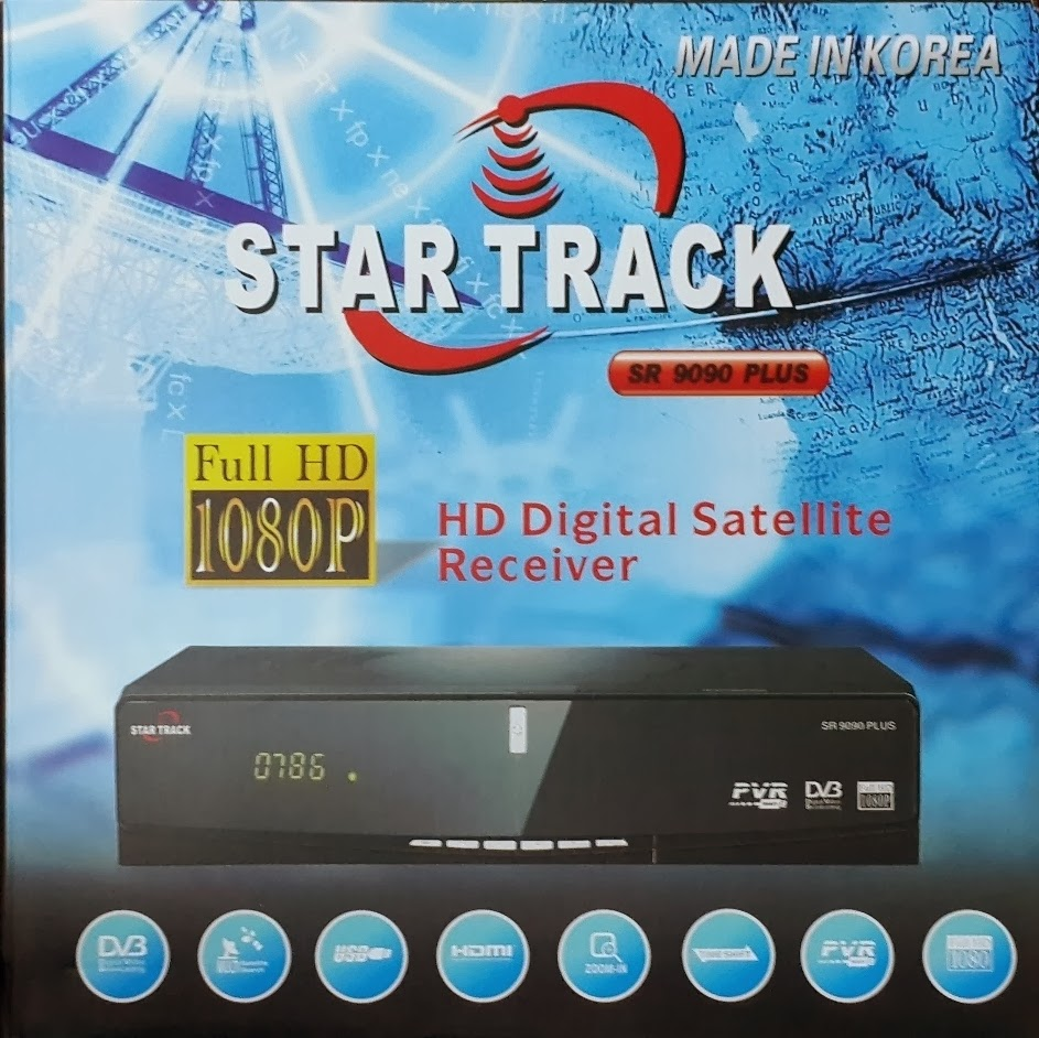 Star Track SR 9090 Plus HD Satellite Receiver Software Loader