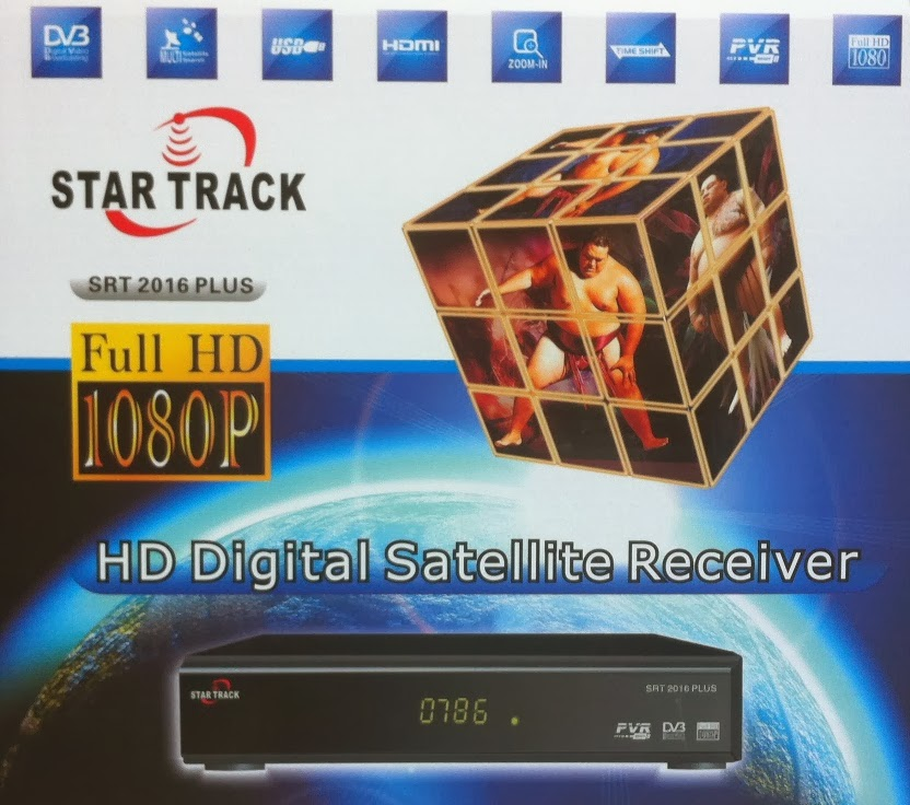 Startrack SRT-2016 Plus Satellite receiver Software Loader