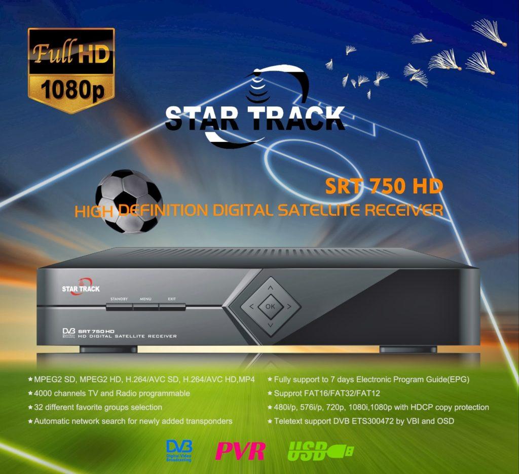 Startrack 750 HD Satellite Receiver Software Loader