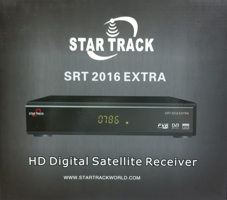 Startrack SRT-2016 Extra Satellite Receiver Soaftware Loader