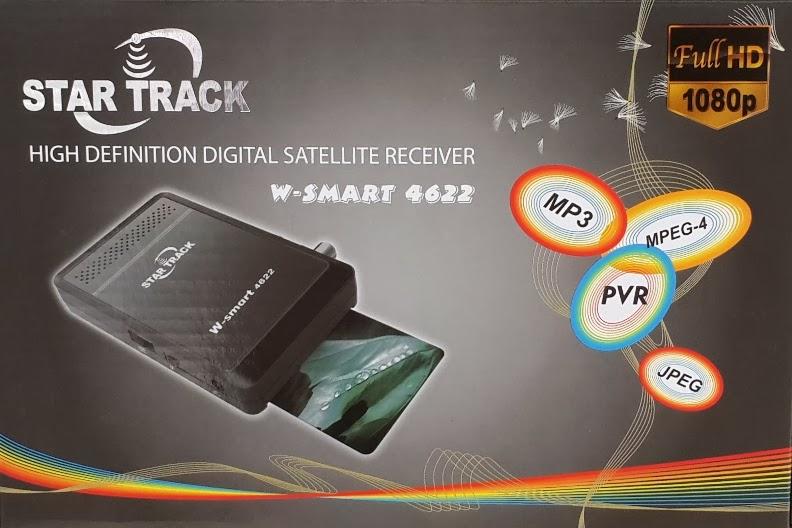 Startrack W Smart 4622 HD Satellite Receiver Software Loader