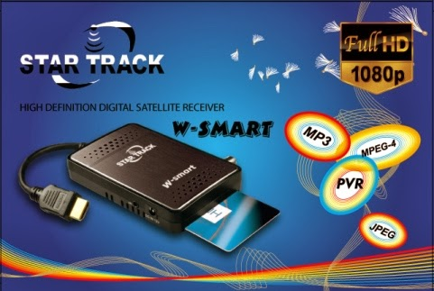 Startrack W Smart HD Satellite Receiver Software Loader