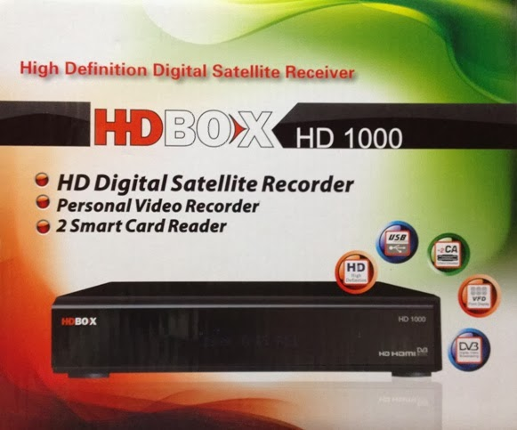 Startrack HD Box 1000 Plus Satellite Receiver Software Loader