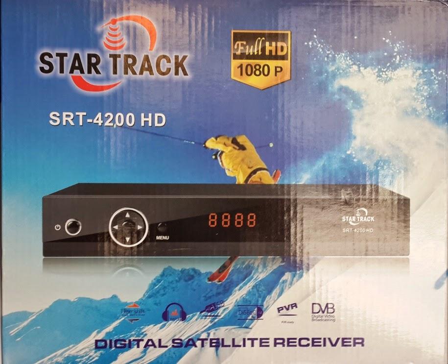 Star Track SRT-4100, SRT-4200, SRT-4300, SRT-4400 Digital Satbllitr Receiver