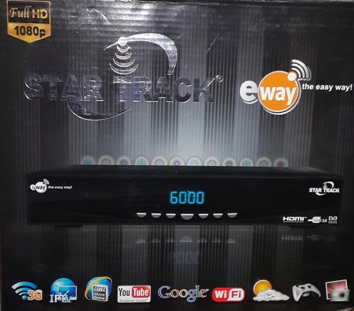 Star Track E Way Digital HD Satellite Receiver Software and Loader