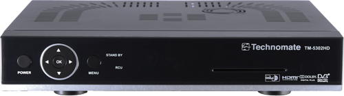 Technomat 5302 HD High-Definition Satellite Receiver