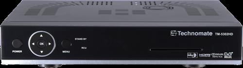Technomat 5302 HD High-Definition Satellite Receiver