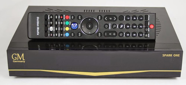 Golden Media SPARK - ONE HD Satellite Receiver