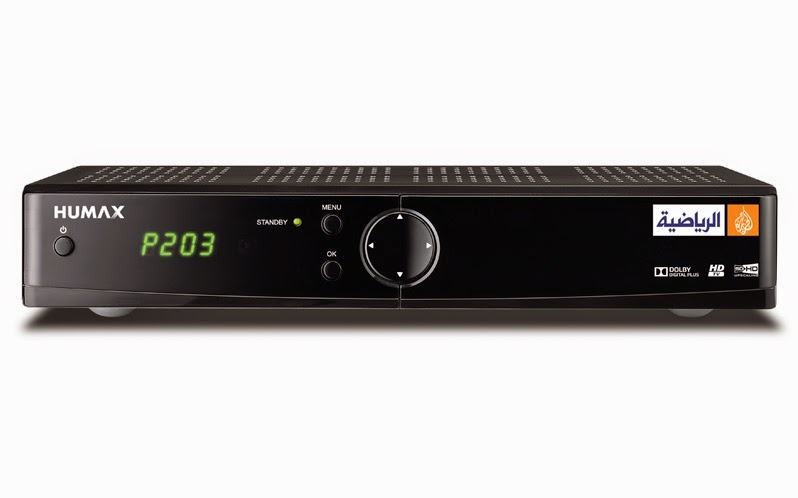 Humax IR3000HD Digital Recorder & Satellite Receiver