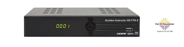 Golden Interstar HD FTA S Receiver Software, Tools