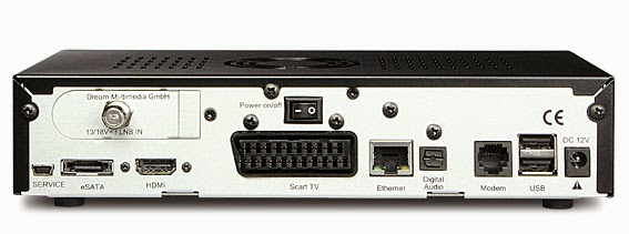 Dreambox 800 HD SE Satellite Receiver Firmware