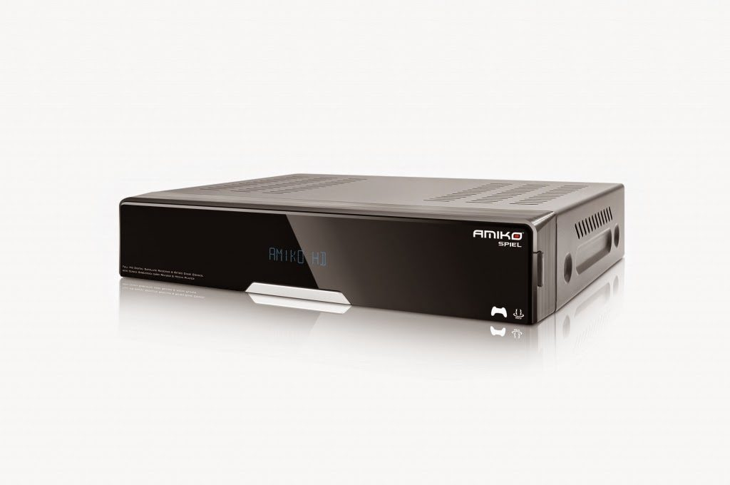 Amiko Speil HD Satellite Receiver Software