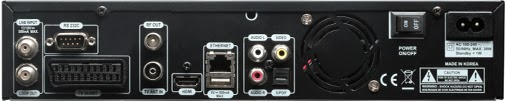 Technomate TM 5502 HD CI+ HD Satellite Multimedia Center Receiver Software Loader
