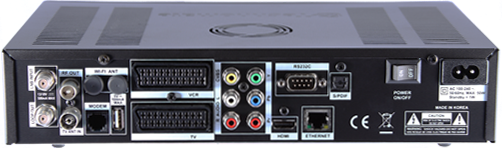 Technomate TM-800 HD High-Definition Linux Satellite Receiver Software Multimedia Center