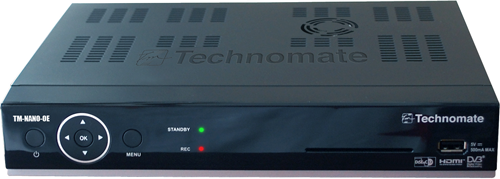 Technomate TM-Nano HD Satellite Receiver Software Loader