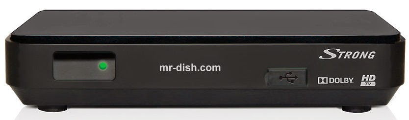 Strong SRT 8505 DVB-t2 HD Satellite Receiver Software