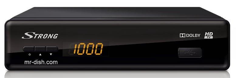 Strong Hybrid OTT SRT 8530 HD Satellite Receiver Software