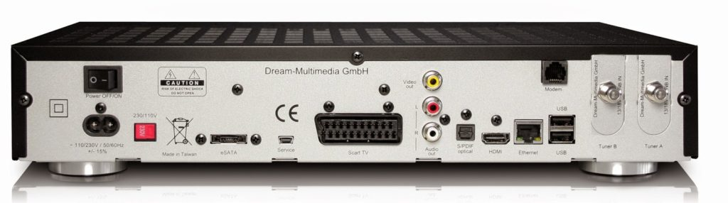 Dream Box DM7020 HD Satellite Receiver Firmware