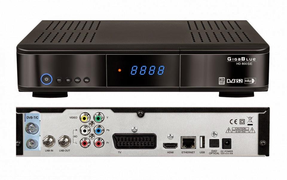 GigaBlue HD 800 se