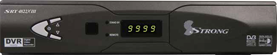 Strong SRT 4822XIII Satellite Receiver Software