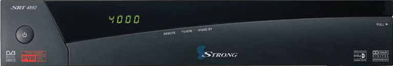 Strong SRT 4892 Satellite Receiver Software