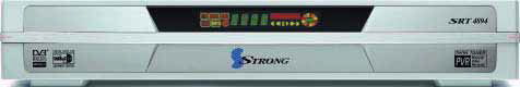 Strong SRT 4894 Satellite Receiver Software
