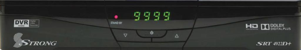 Strong SRT 4922D Satellite Receiver Software