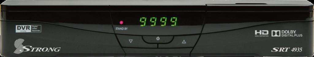 Strong SRT 3935 Satellite Receiver Software