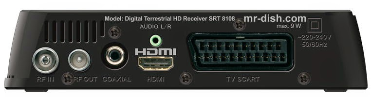 Strong SRT 8108 HD Satellite Receiver Software
