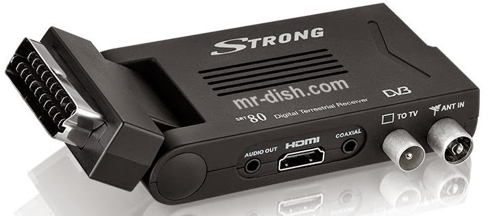 Strong SRT 80 HD Satellite Receiver Software