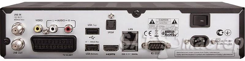 OpenBox SX6 HD Satellite Receiver Software