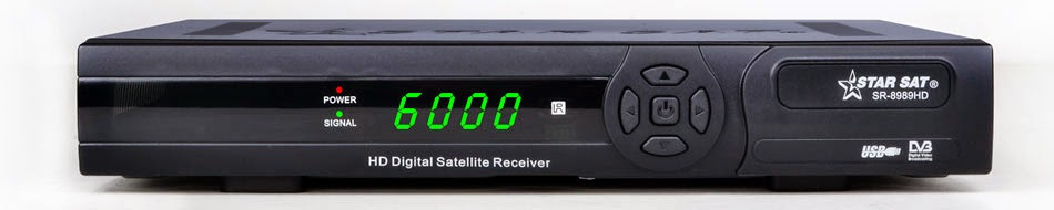 Starsat SR-8989HD
