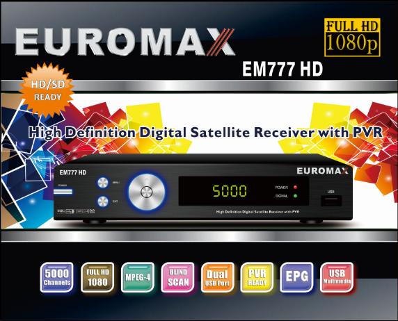 EUROMAX EM777 HD