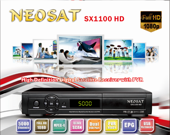 Neosat sx-1600 plus инструкция internet