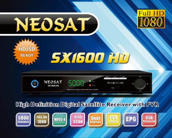 NEOSAT SX1600 HD