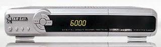 Starsat SR-X50CU USB Satellite Receiver