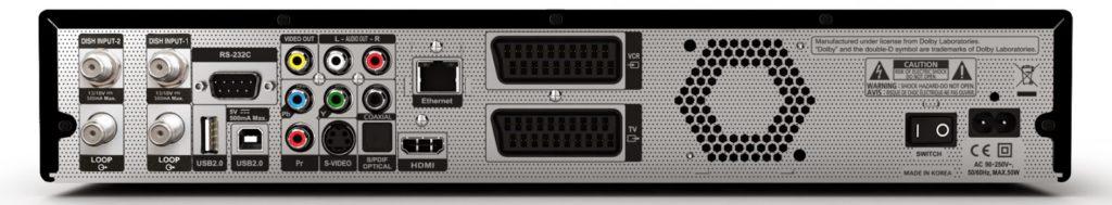 Vantage HD 8000S Twin PVR Digital Satellite Receivers Downloads