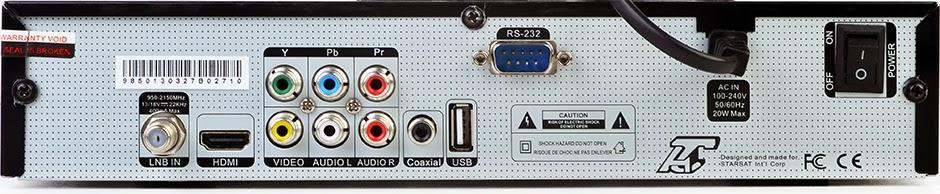 Starsat SR-9850HD Hyper