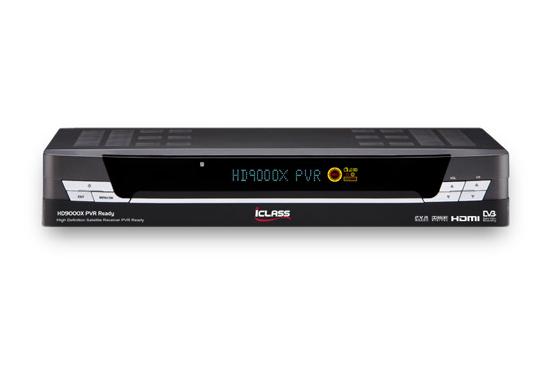 HD 9000X PVR