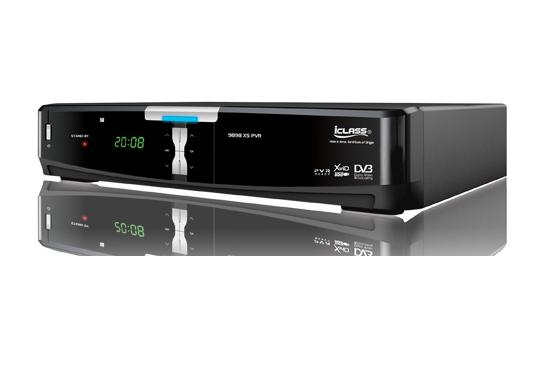 Iclass 9898XS PVR HDMI