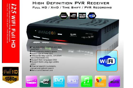 i25 WiFi Full HD