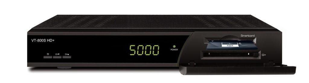 VANTAGE VT-800S HD+ Digital Satellite Receiver Download