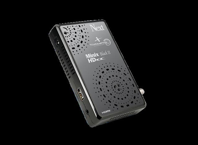 Next Minix HD Black II