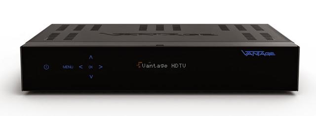 VANTAGE HD 8000TS Twin PVR Digital Satellite Receivers Downloads
