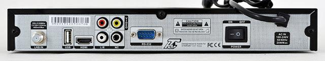 StarSat SR-B10 HD